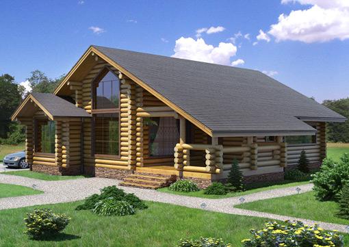 Строим дом Dom134